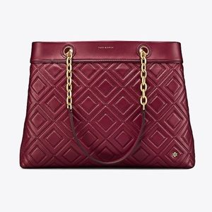 Tory Burch Fleming bag-3 compartments